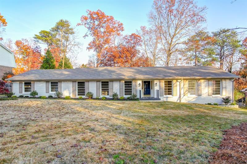 1961 Starfire Drive NE, Atlanta, GA 30345