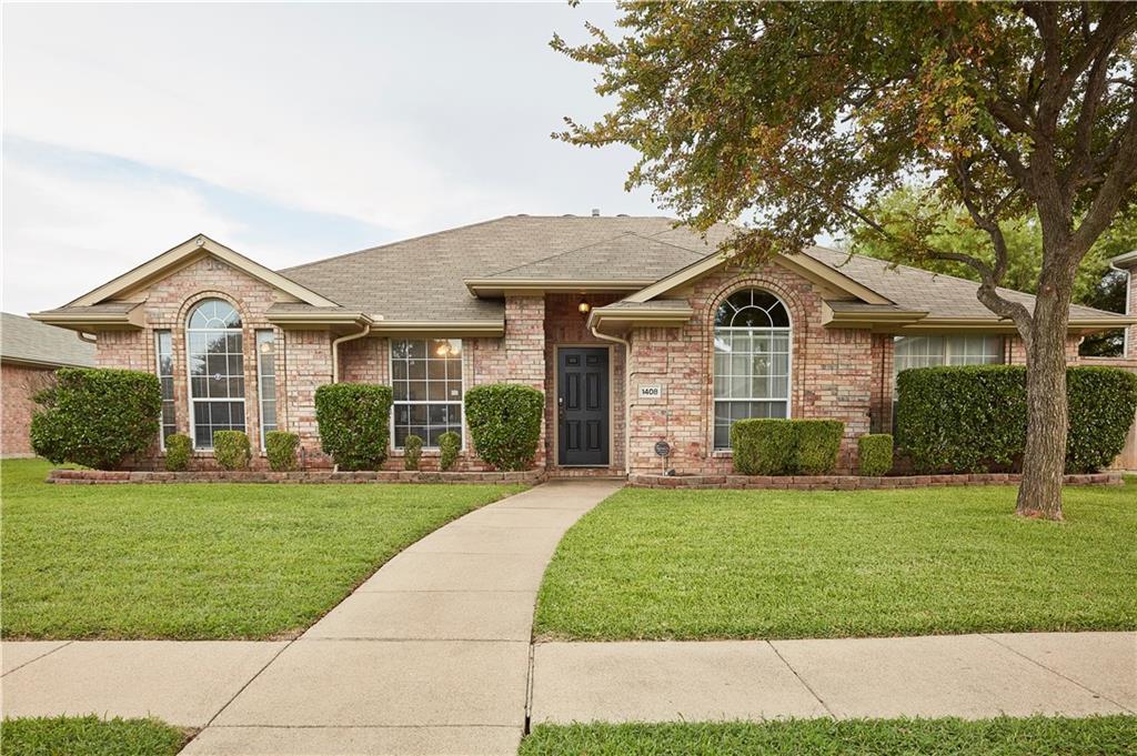 1408 Woodmont Drive, Allen, TX 75002