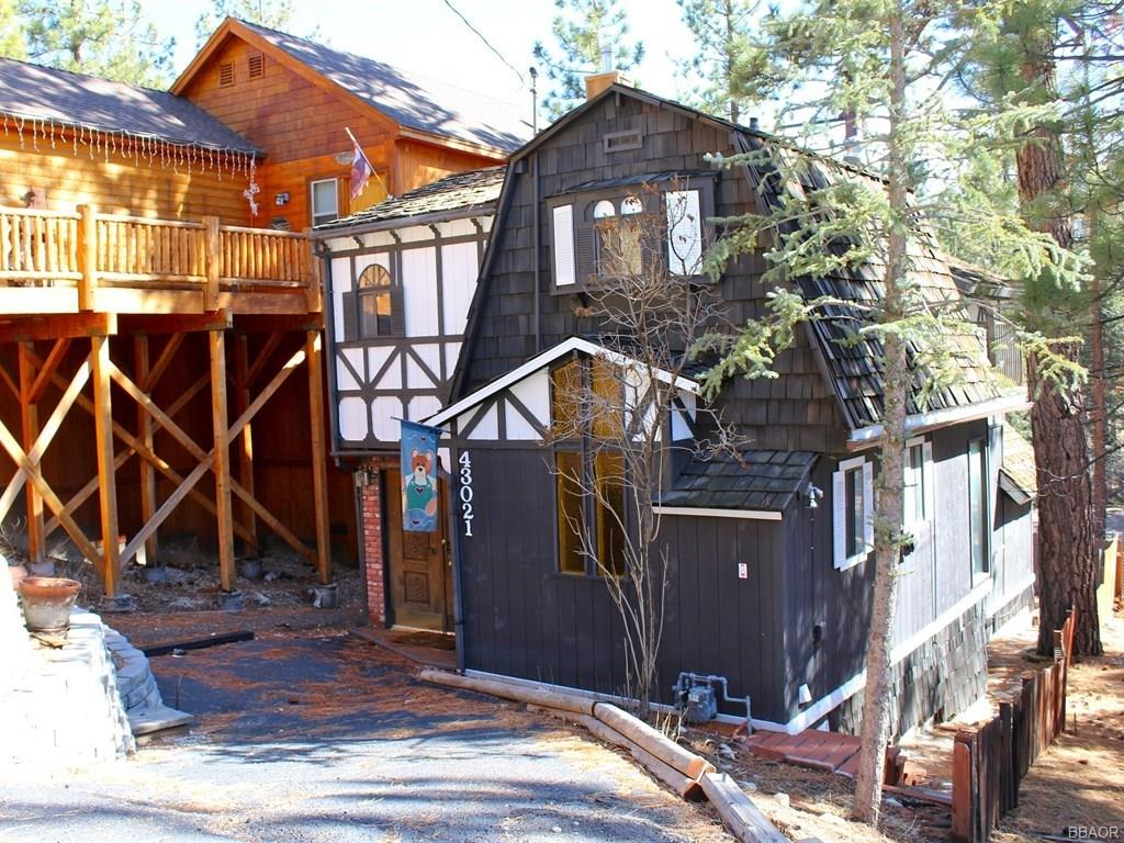 real from lakefront search in deck homes cabins estate bear for sale big