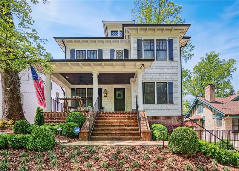 1366 N Morningside Drive NE, Atlanta, GA 30306