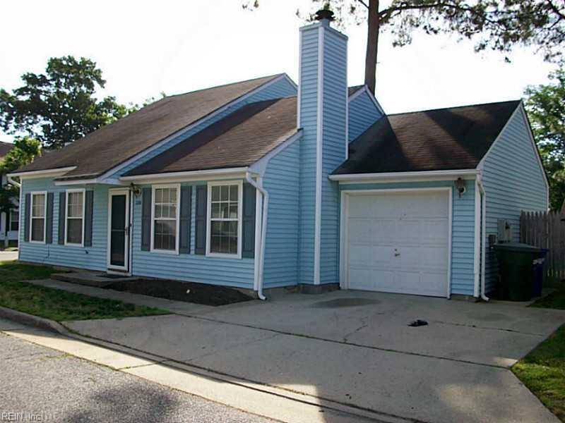220 Gate House RD, Newport News, VA 23608