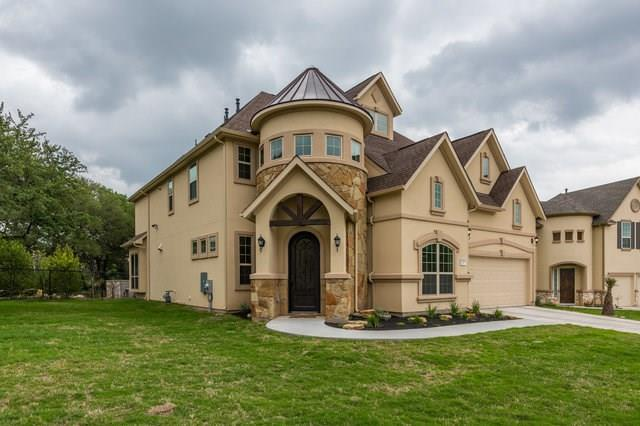 ABSOLUTELY STUNNING detailed New Construction 2018 in a Cul-de-Sac! Hi-End Custom Home with gourmet kitchen & TONS of upgrades. ENERGY STAR Rated, LEED Design through US Green building council certified. State of the Art Craftsmanship, Full Wired 7.1 Surround Media/Formal/Family, Kitchen/Game/Study/Wet Bar. High ceilings! CAT-6 Gigabit Network pre-wired for 15+ areas, including 4 Out Door Cameras. Durango door/front glass opening, holiday lighting outlets in the soffit. Top rated acclaimed RRISD schools!