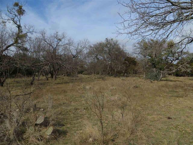 This is an outstanding recreational property, offering outstanding hunting of deer, quail, dove and turkey. The property has excellent areas for possible home building sites with Hill Country views. There is a one room hunting cabin that has two beds. The cabin is used primarily as a hunters cabin. The acreage is approximately 18 miles West of Lampasas.