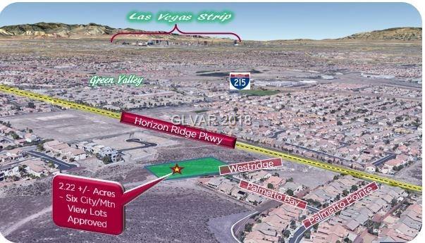 0 Westridge, Las Vegas, NV 89012