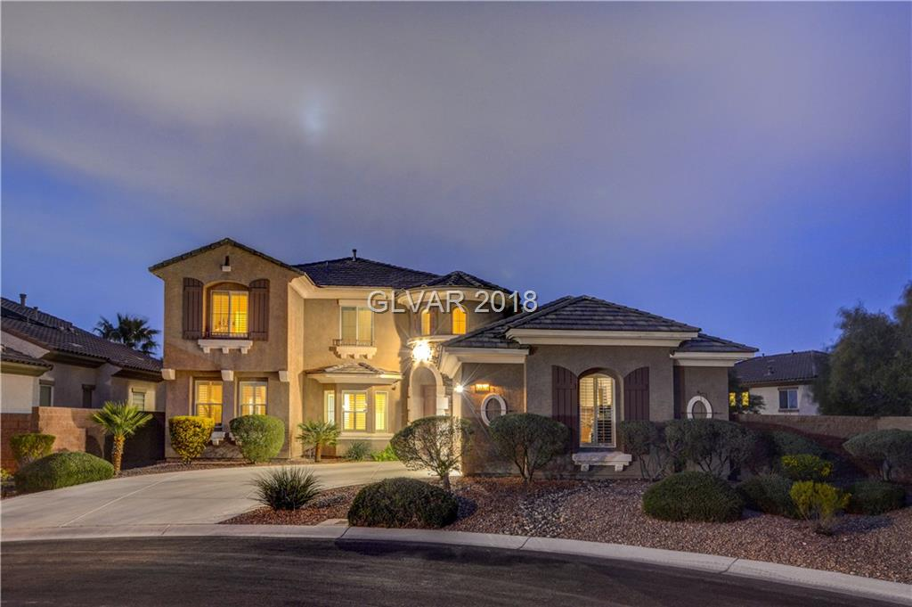 11579 VELICATA Court, Las Vegas, NV 89138