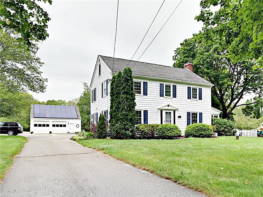 21 Chestnut Hill RD, Glocester, RI 02814