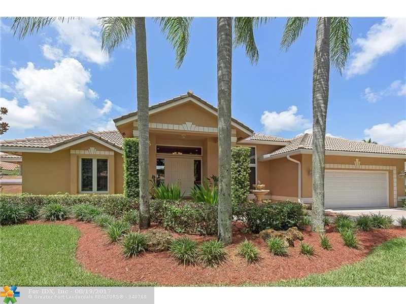 1221 S Manor Dr, Weston, FL 33326