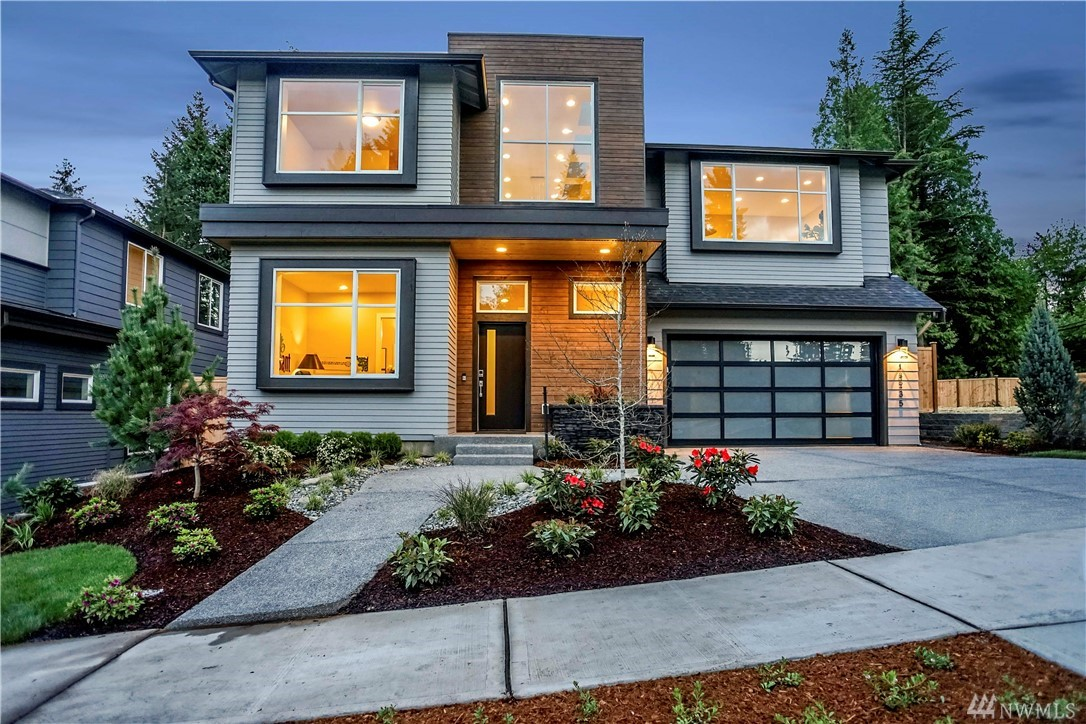 Versant by Terrene Homes, a RARE opportunity in Rose Hill. 24 homes in an idyllic cul-de-sac formation ranging from 3200-4600sf. Lot 19 is the Treva; thoughtfully planned. Modern feel w timeless designer curated finishes: main floor guest suite + powder, 10' ceilings, walls of windows, open concept great room w slab quartz & Thermador appliances, smart home elements, the list goes on. Savvy floorplan has 'winged' spaces upstairs: Master + bonus & laundry then den & 3 addt'l beds, one w ensuite.