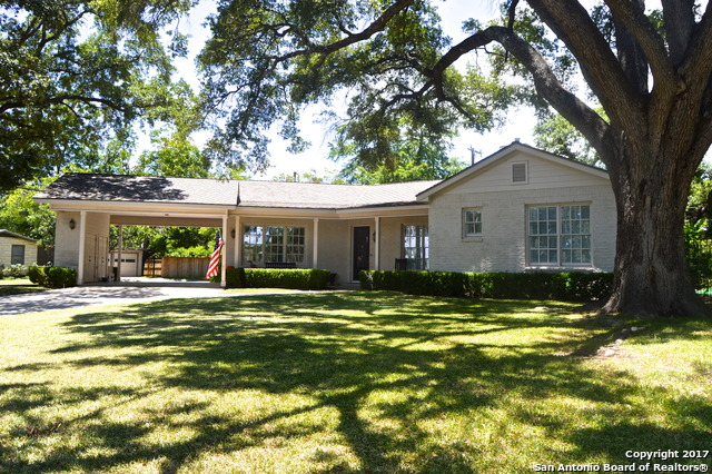 203 TOPHILL RD, San Antonio, TX 78209