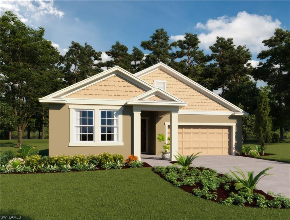 "HUGE PRICE REDUCTION! This new construction, Ashton Woods home has 3 bedrooms, 2 baths and a beautiful open kitchen with wrap around cabinetry featuring a sizeable island that opens up into your spacious living room. The ""Lazio Floorplan"" provides a café off of the kitchen with plenty of windows to provide natural light, perfect for any dining situation. Enjoy the covered lanai, easily accessible from your living room via sliding glass doors, a fabulous place to relax and enjoy the beautiful Florida winters. Located on one of the 22 lakes here within Naples Reserve. Naples Reserve boasts some of the most luxurious amenities in the area. Residents can enjoy a spectacular lakeside clubhouse with café and state of the are fitness center, boating, paddle-boarding, kayaking and other watersports on the 125 acre recreational lake. There are tennis courts, pickleball courts, bocce ball, beach volleyball and miles of walking and biking trails. Have a pet, Naples Reserve is pet friendly with two dog parks. This is your opportunity to live the ultimate Florida lifestyle!"