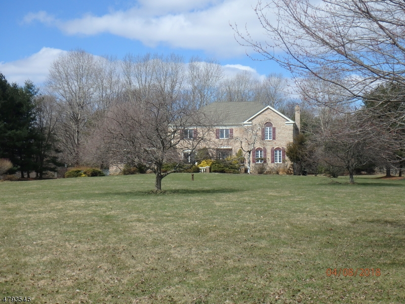 Large colonial in Gentry Estates. 4-5 bedrooms, 3 full baths and 1 powder room. Entertain on the large deck over seeing the in ground pool and stay cool and refreshed in the in ground pool.