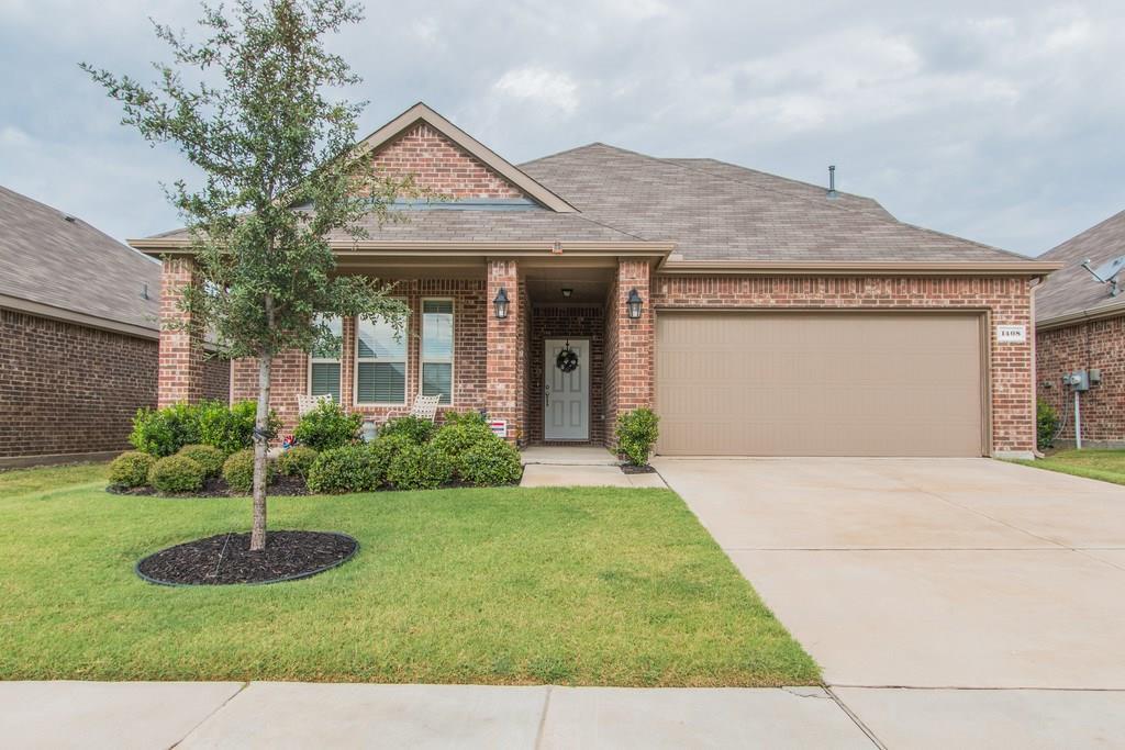 1408 Christina Creek Drive, Little Elm, TX 75068