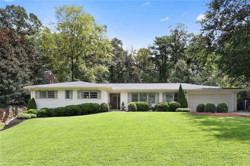 2967 NW Sequoyah Drive, Atlanta, GA 30327