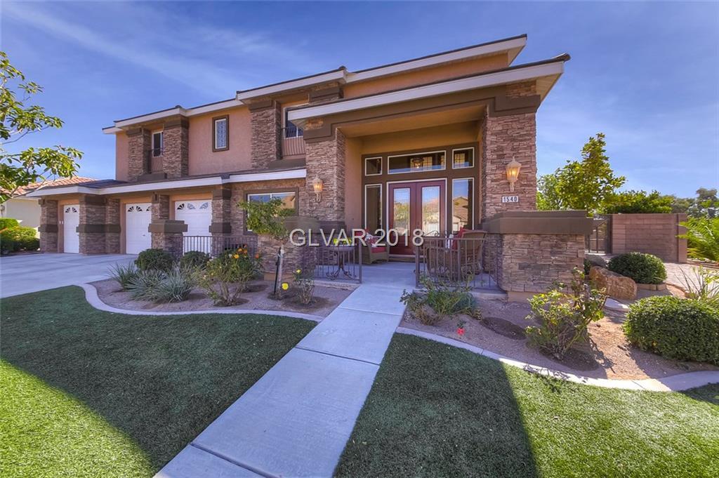 1540 SUNRISE Circle, Boulder City, NV 89005