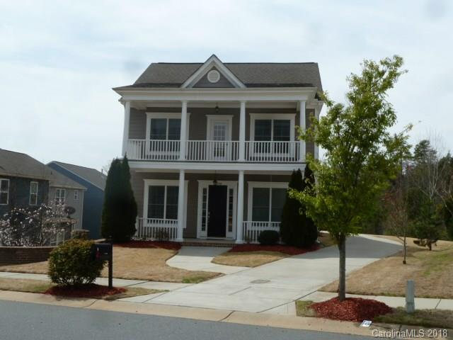 LOCATION ! LOCATION !! $10,000 credit for buyer closing costs, cosmetics, or price reduction !!- 2 story open floor plan with 4BR's,3.1BTS over 2700 HLA. $113 per sq. ft. Family room with gas log FRPL, dining area, breakfast bar with kitchen island stainless appliances, bonus room, laundry, two front covered porches and two car attached side load garage. Walk to Carolina Mall, short drive to light rail. Features include 10ft.ceilings first floor,9ft. second, granite countertops,, tile back splash, on demand gas hot water, pocket door, butler pantry, ceiling fans, 2 inch blinds, recessed lighting and more. Master down with tray ceiling, walk-in closet with built in shelves and drawers. Master bath dual vanities and large stand up shower. Hardboard siding. All TV wall brackets, washer, dryer and refrigerator remain. Irrigation and low maintenance yard. Motivated seller !