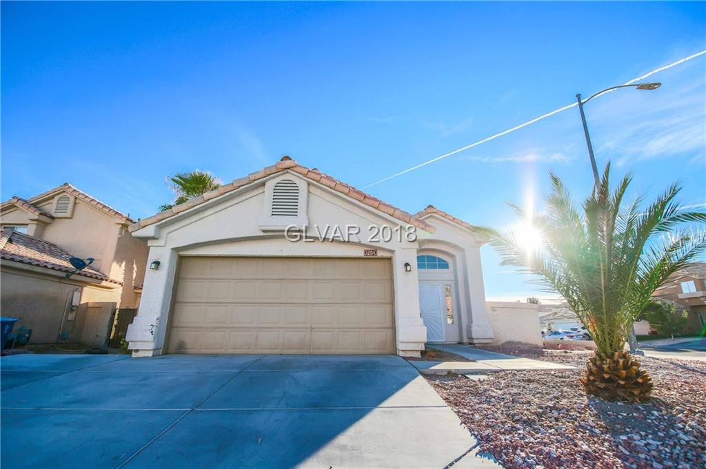 1204 LUCIA Drive, Las Vegas, NV 89128