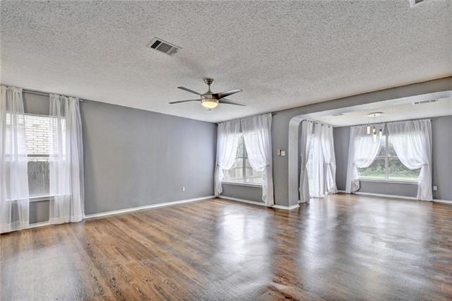 Vacant and ready!  Custom interior paint.  Updated lighting throughout.  Curtains and hardware convey.  Backs to field for added privacy in back.  Refrigerator conveys.  Under cabinet lighting in kitchen! Professional Pictures next week!
