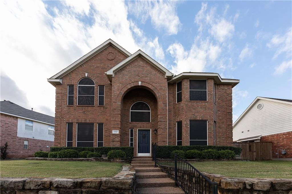 1707 Hollow Creek Court, Garland, TX 75040