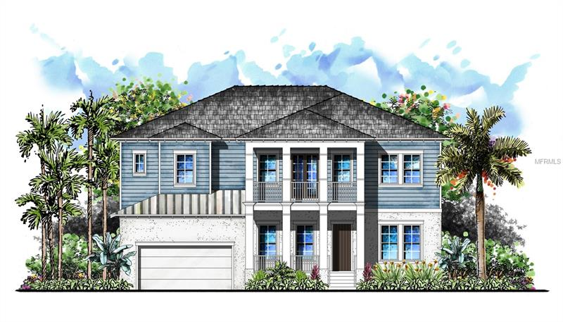 """Pre-construction. To be built. It's the homesite you've been waiting for… plenty of room for a pool on an oversized 75x120 lot near multiple new homes in the Mabry, Coleman, Plant School District. Now is the time to choose your finishes and upgrades! Mobley Homes Custom presents everything you would expect from one of South Tampa's best builders, including high ceilings, hardwood floors, pavers, and high-quality finishes. You'll appreciate the island kitchen that opens to the family room. It's a gourmet space featuring a farm style sink, walk-in pantry, stainless steel appliances, breakfast nook and 42"""" cabinets. The owner's retreat upstairs includes a spacious master bedroom, his & her walk-in closets, a bath w/double vanity, and well as, an oversized tub-shower combination. 4 total bedrooms, including an additional suite, a bonus room, balcony & 3 baths (including a jack-and-jill) are upstairs. First floor also includes French doors (or optional sliders) that open out to a grand covered lanai, dining room, powder room, a full guest suite with pool bath, a study, mud room & walk-in coat closet. Also included: Level 1 Wood on 1st Floor, 5.25"""" Crown Molding on First Floor, All Windows cased with 3.5"""" Delta Howe Casing, as well as, Pavers for Driveway, Lanai, & Front Porch. Photos are of the same/similar plan in different stages of completion. Plan/finishes may vary. Completion Late 2018. All standard features include an allowance that may be applied to upgrades. Call for details."""