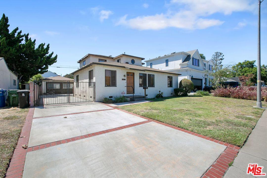 3531 S BARRINGTON Avenue, Los Angeles (City), CA 90066