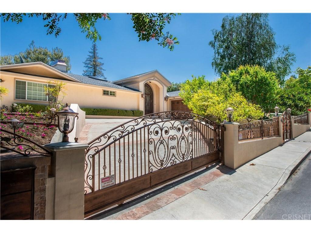 16641 ADLON Road, Encino, California 91436- Oren Mordkowitz