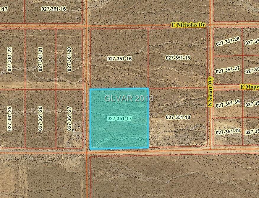 2060 EAST BELL VISTA, Pahrump, NV 89060