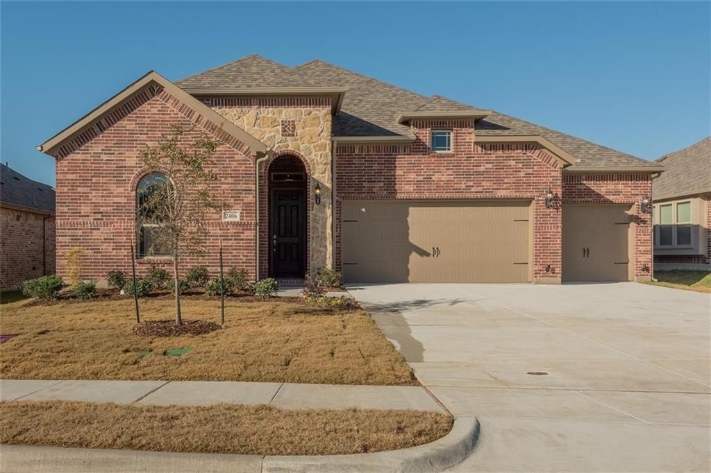 2406 Thayne Drive, Anna, TX 75409