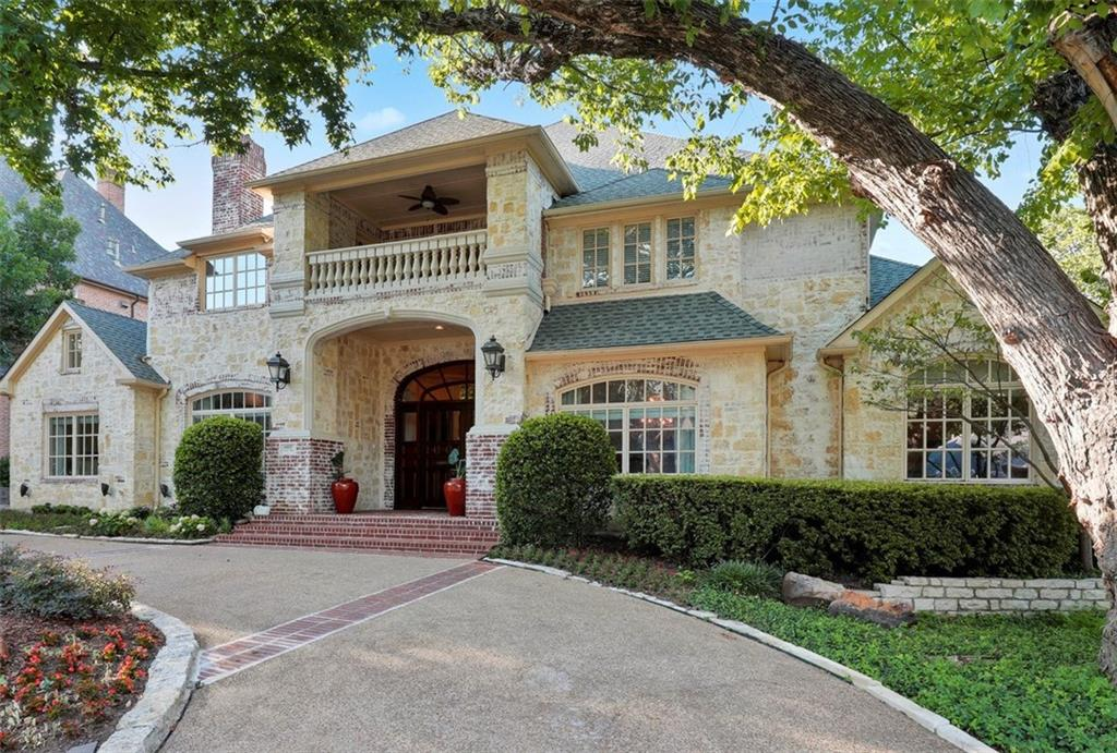 ONE OF THE HIGHEST QUALITY AND EXQUISITE DETAIL THROUGHT HOME IN THE HEART OF PRESTON HOLLOW, 22 X 19 GRAND ENTERY, EXTREMLY TALL CEILLINGS, OPEN FLOORPAN, SPACIOUS UNFORMAL LIVING AREA WITH IMPERIAL FIREPLACE, SPA FEELING MASTER  SUIT WITH FIREPLACE IN SETTING AREA. UPDATED IN 2016-2018, CIRCULAR DRIVE AND 3 CAR GARAGES, INCREDIBLE BACKYARD BEAUTIFUL LANDSCAPED POOL AREA WITH COVERD PATIO, DOWNSTAIRS GUST AND MASTER SUITE.