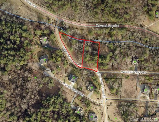 Beautiful 1.32 acre lot located in Solomons Cove. Natural setting with common area stream. City Water/Utilities available. 3 bdrm Septic permit. Convenient location - Close to Downtown Historic Hendersonville.