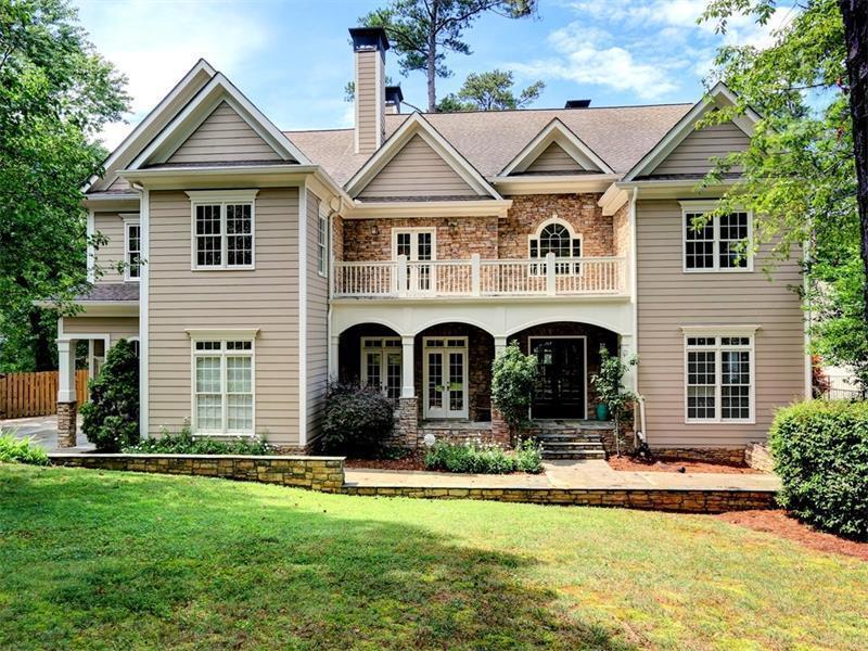 791 NW Moores Mill Road, Atlanta, GA 30327