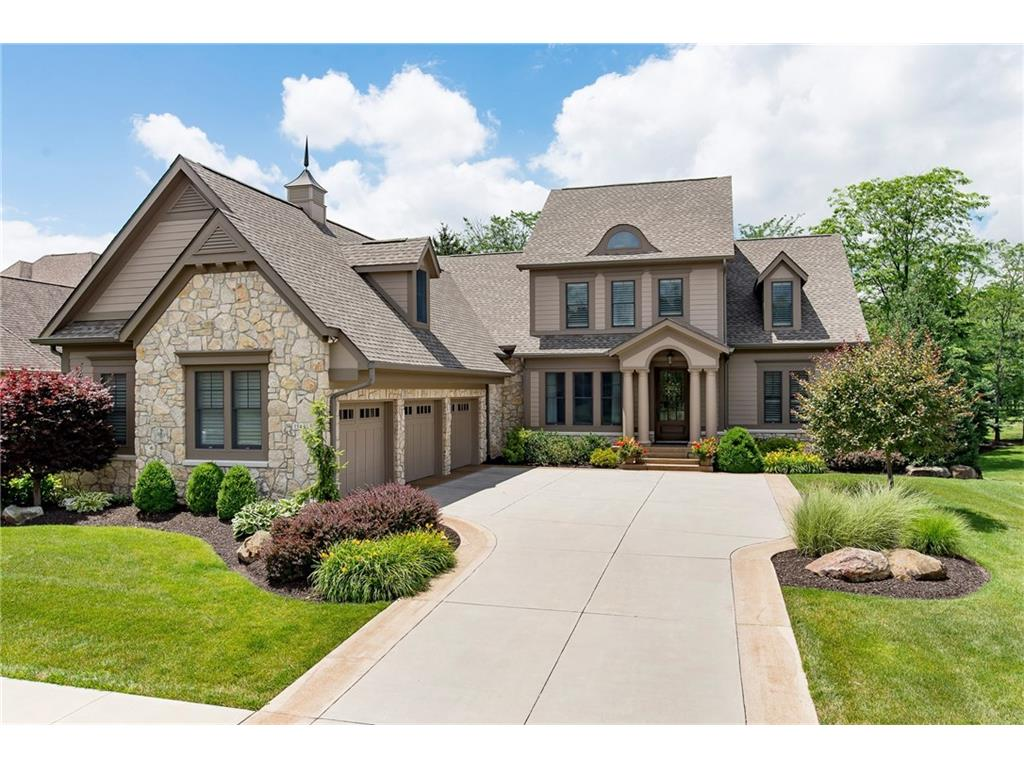 15486 Hidden Oaks Lane Carmel Indianapolis Home Search - Encore Sotheby's Realty O'Neil Realtors Real Estate