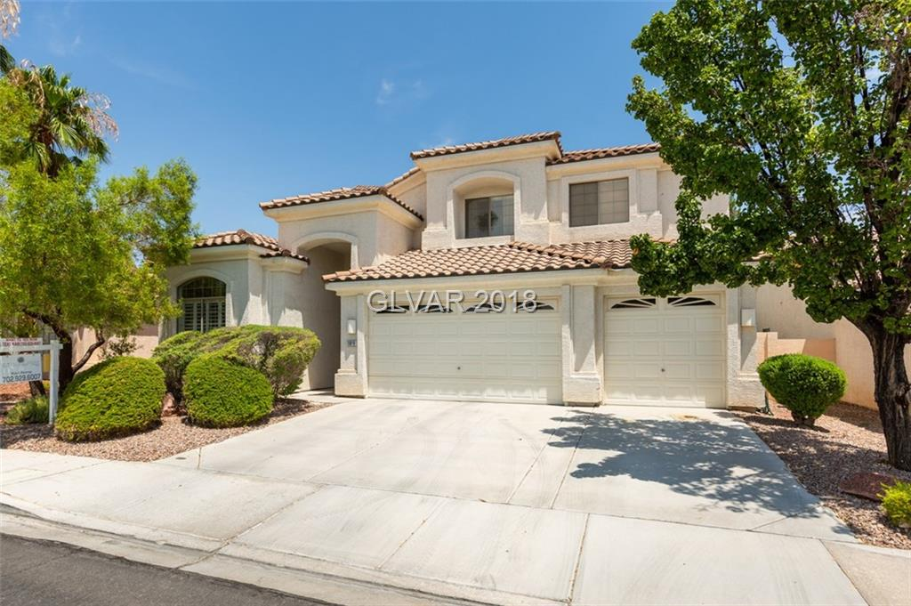 1816 SHIFTING WINDS Street, Las Vegas, NV 89117