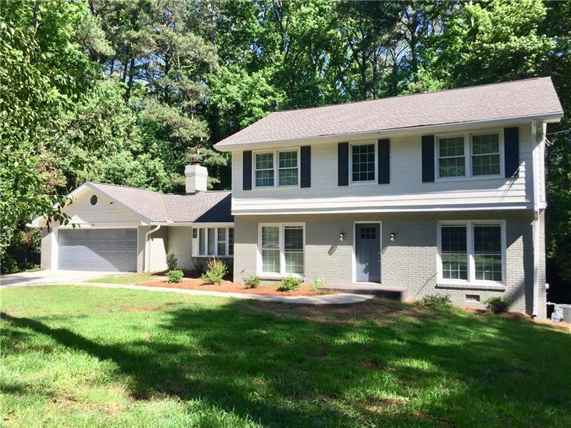 3470 Hidden Acres Drive, Atlanta, GA 30340