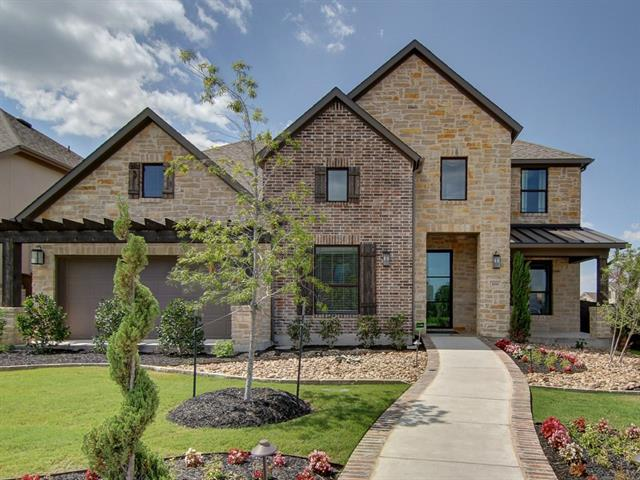 Westin Homes Model (Bellagio, Elevation X) is a City Wide Favorite Two- Story Plan! Breathtaking Rotunda Entry! 4 bedrooms, 3.5 Baths. Chef's Dream Kitchen includes 42 inch Cabinets and Stainless Steel Appliances. Formal Dining Room & Study. Private Master Suite downstairs complete with designer accents. Game & Media Room Complete upstairs along with 3 additional bedrooms. Extended Covered Patio attached, 2 Car Garage. Sprinkler System, Front & Rear Sod!!! Come Visit Your New Home!!