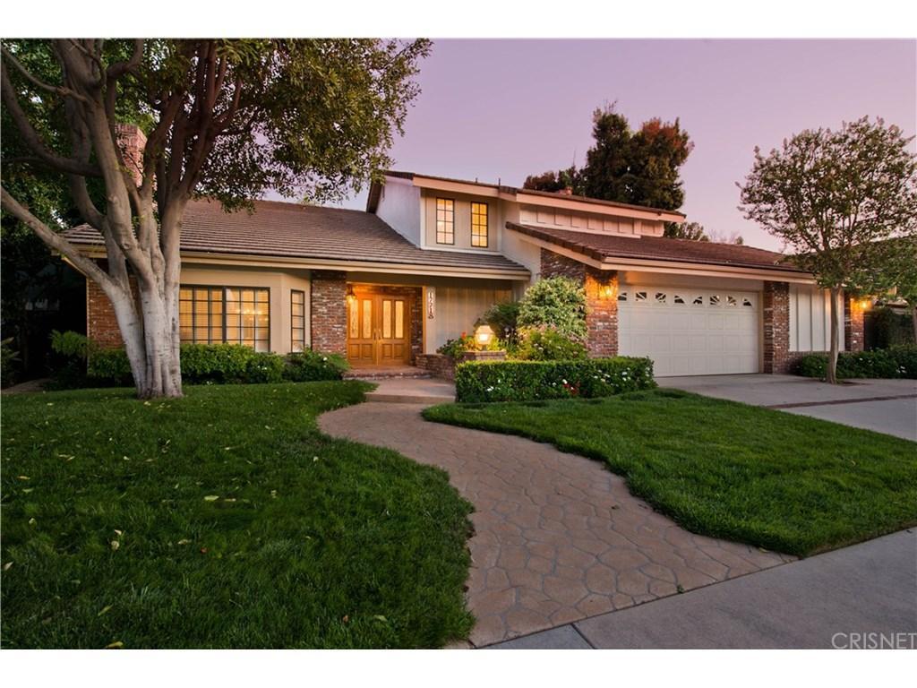 17718 ROYCE Drive W, Encino, California 91316- Oren Mordkowitz