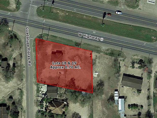 00 W Expressway 83, Sullivan City, TX 78595