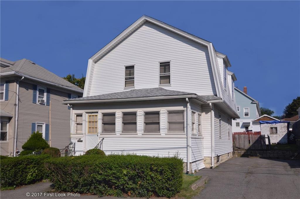 62 Burgess AV, East Providence, RI 02914