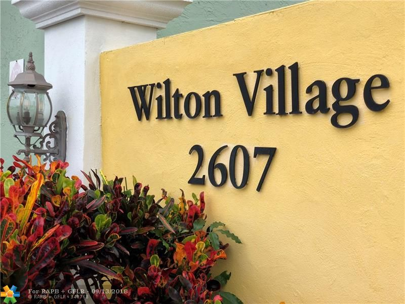 Located in the heart of Wilton Manors and within walking distance of the Drive, this 2 bed 1 bath condo isn't one you'll want to pass up. With a little bit of elbow grease, flooring, and paint this condo will be ready for you to move into or turn around and rent out.  Two parking spaces, pool, and laundry area make this property that much more desirable.  Priced below the current market value at $142,000, this unit won't last long.