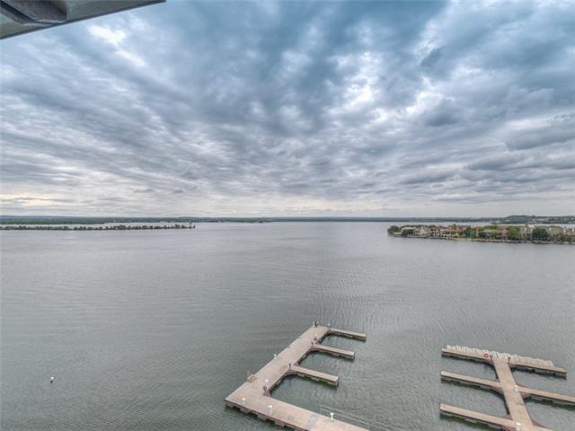 Gorgeous 3/2 Penthouse Condo located in Building #4 of The Waters. Spectacular Eastern Views of Lake LBJ & the Hill Country. Sold fully furnished w/ few personal exceptions. Beside the Yacht Club, walking distance to the Resort Amenities. The Waters offers its owners & guest a private lagoon style pool, two separate grilling areas, outdoor lounging & fishing docks. Owner to provide buyer w/Certificate of Initiation Waiver to join the Club up to the Platinum Level ($30,000 value) upon approval/acceptance.