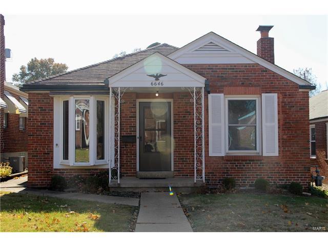 6646 Tholozan Avenue, St Louis, MO 63109