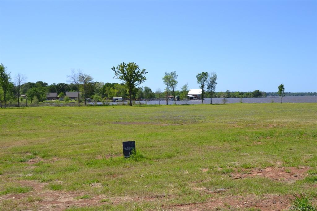 Stunning 1.004 Lakefront Lot In Newest Cross Lake Development The Point At Cross Lake. Build Your Dream Home Overlooking Shreveport's Finest Lake. Gated Subdivision. Community Pier With Private Boat Slips. Use Builder Of Your Choice.