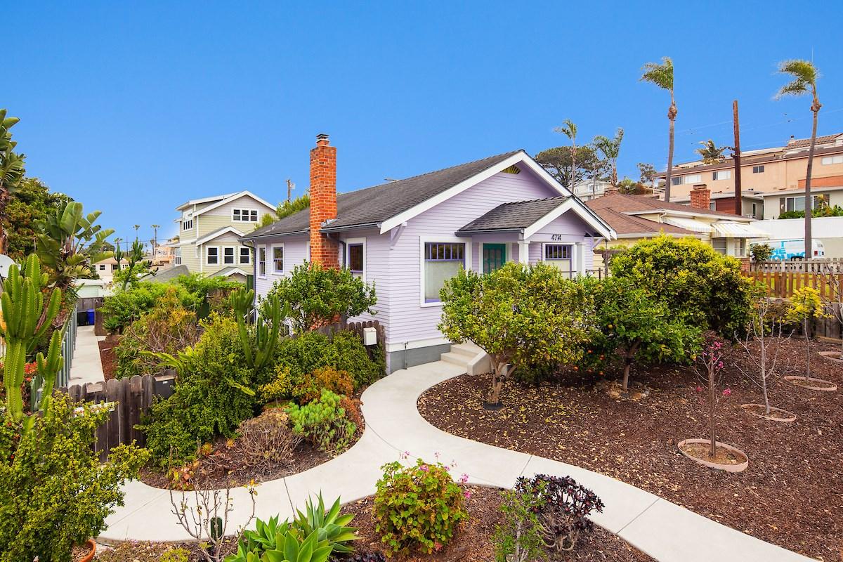 4714 & 4716 Narragansett Ave, San Diego, CA 92107