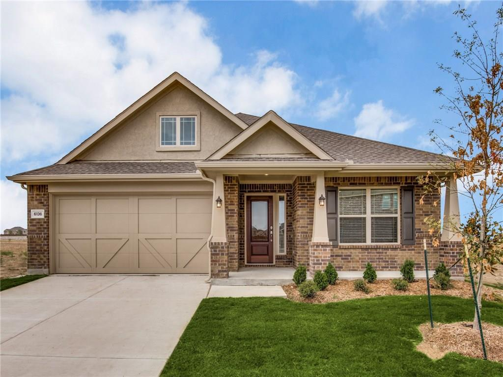 THIS HOME WILL BE COMPLETE BY August 2018. NEW LENNAR 3 bed with 2 bath 1 story with formal dining, covered patio & fireplace. Brick exterior. Includes stainless GE appl pkg, 2in. faux wood blinds, granite counter tops, upgraded woodlook tile throughout. Energy features include radiant barrier & programmable TStat. WiFi Certified Smart Home powered by Amazon Alexa! This home complete August 2018!!