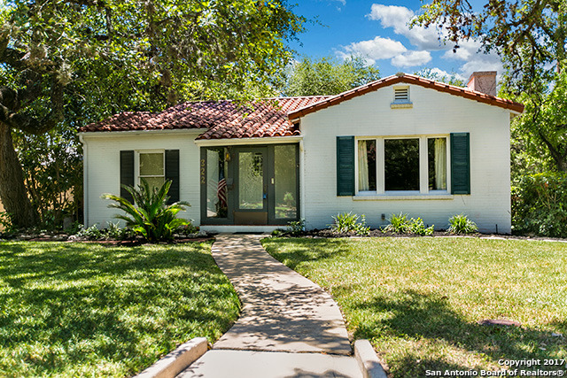 322 EVANS AVE, Alamo Heights, TX 78209