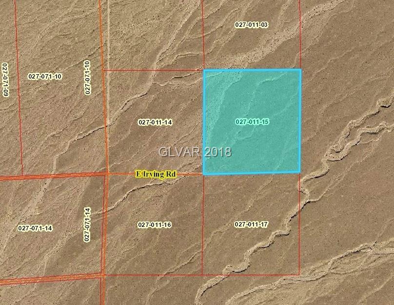 370 E IRVING Rd., Pahrump, NV 89060