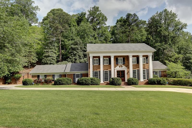 965 Dumbarton Court, Atlanta, GA 30327
