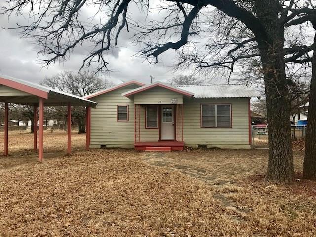 316 N Main Street, Cross Plains, TX 76443