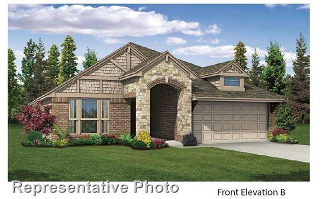 MLS# 3430039 - Built by Pacesetter Homes - December completion! ~ This popular Chandler plan by Pacesetter Homes in beautiful Star Ranch is a winner!  Featuring 1755 Square feet - this home has no wasted space.  The large Master bedroom serves as a true retreat.  The open kitchen has abundant counter space and cabinets.  Enjoy evenings under the spacious covered porch - this home is great for a variety of lifestyles!  Come and live the dream in Star Ranch!