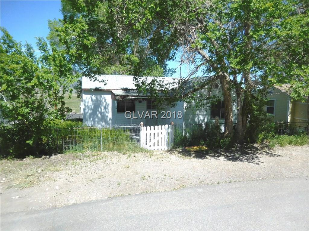 23 NORTH SIXTH Street, Mc Gill, NV 89318