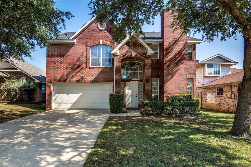 1417 Chinaberry Drive, Lewisville, TX 75077